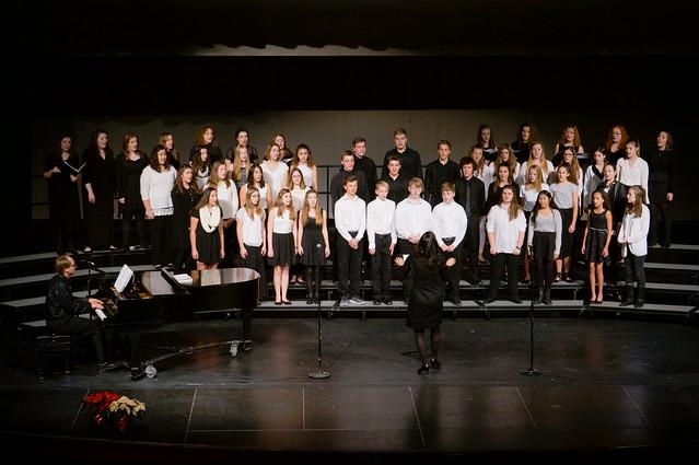 2017 Winter Choir Concert