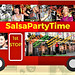 SALSA LONDON WIMBLEDON EVERY TUESDAY. Latin Fiesta Sizzling Salsa lessons + Party @ Bertie's Bar downstairs, Prince of Wales 2 Hartfield Road, WIMBLEDON SW19 3TA
