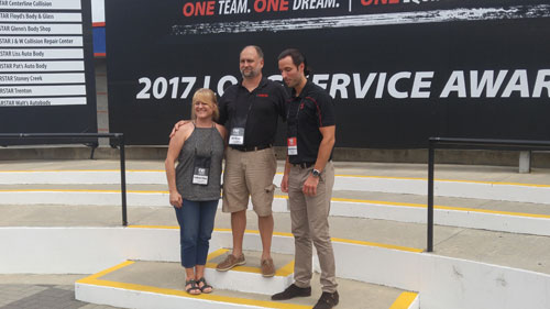 CARSTAR Honours Long Serving Stores At 1NE Conference
