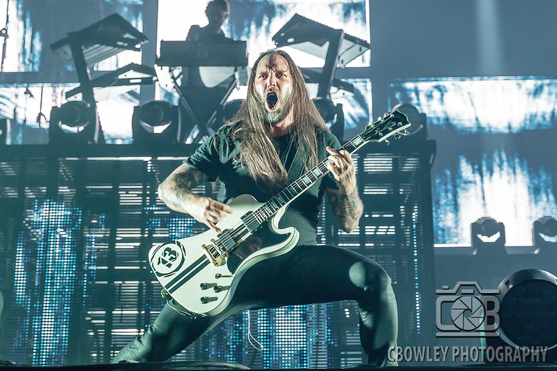 20171217 - Inflames Supporting five finger Death Punch - Arena Birmingham - 17122017 - 9