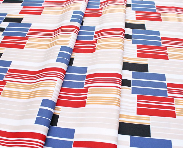 Art Gallery Fabrics Aligned On Lines421