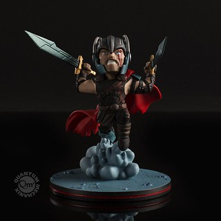 飛躍吧!雷霆之神~ Quantum Mechanix Q-Fig 系列《雷神索爾3:諸神黃昏》索爾 Thor – Thor: Ragnarok Q-Fig Diorama