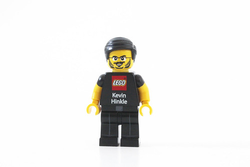 LEGO Kevin Hinkle