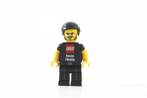 LEGO Kevin Hinkle