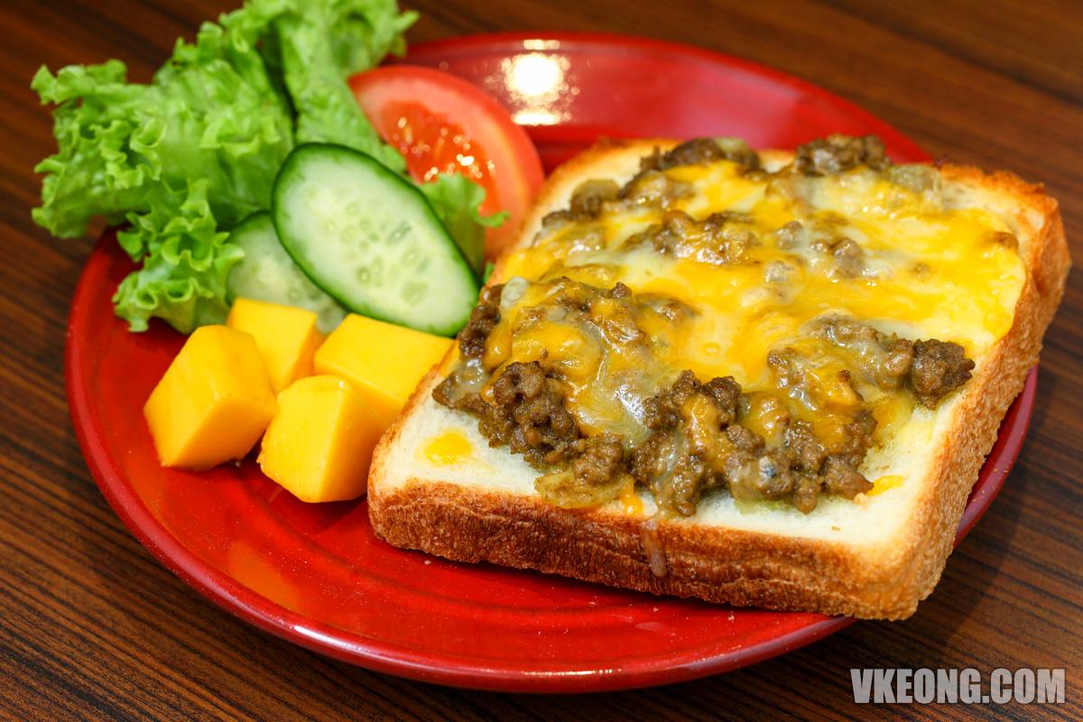 Hachi-Keema-Curry-Toast