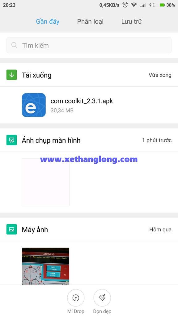 Tải về file APK eWelink phiên bản cũ