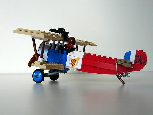 Nieuport 11 Bébé (3)