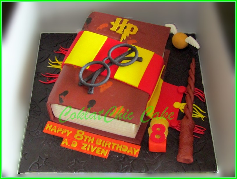 Cake Harry Potter ZIVEN 15cm