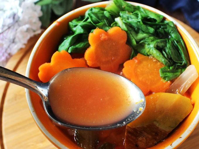 蔬菜蕃茄豬肉鍋_大成桐德黑豚 dachan-food-pork (16)