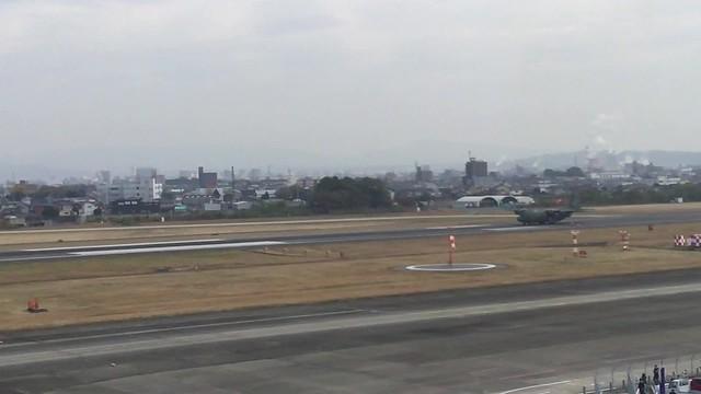 第1輸送航空隊第401飛行隊 C-130H IMG_1622