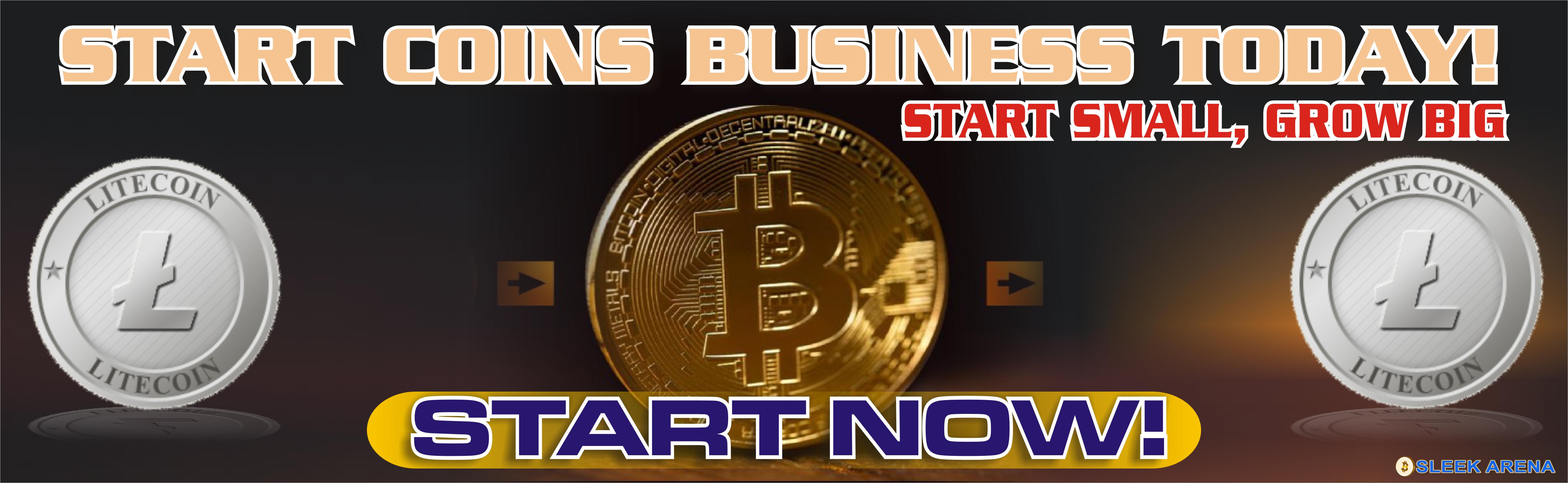 sleekarena Bitcoin banner