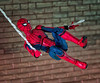Spider-Man Swinging into action