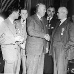 George Marshall at the 1947 CIO Convention: 1947