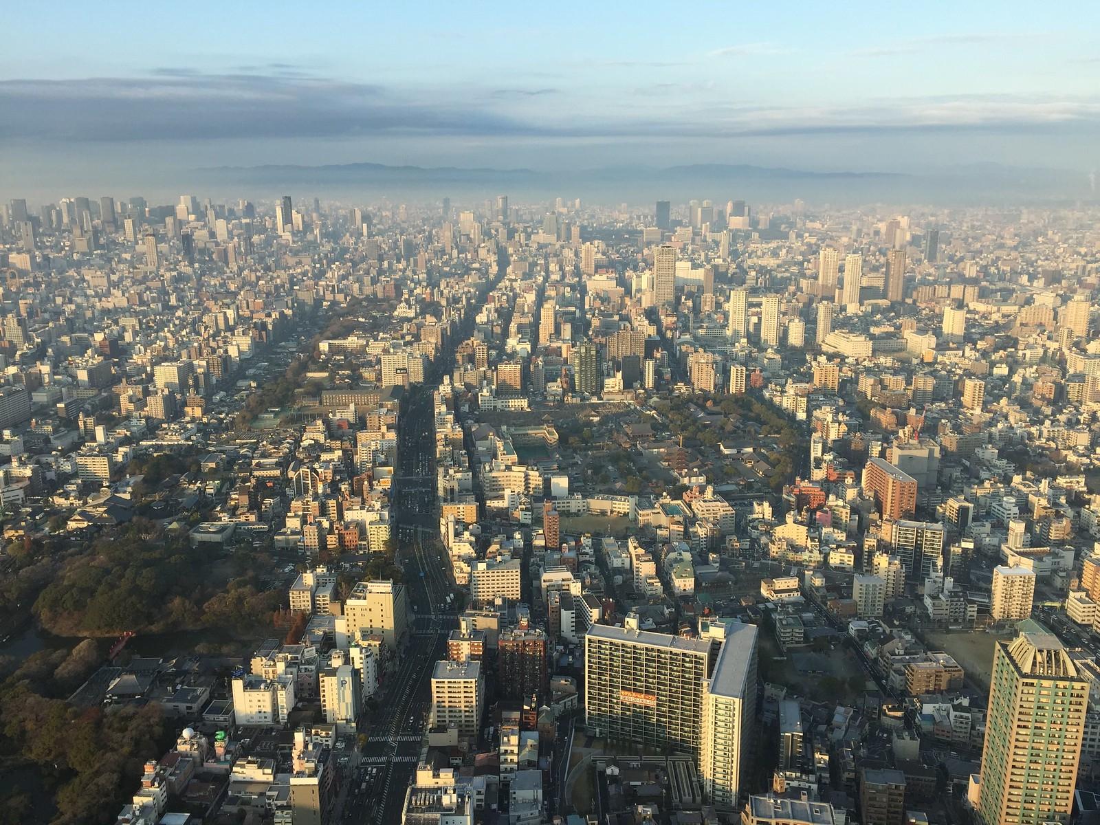 38. Abeno Harukas view