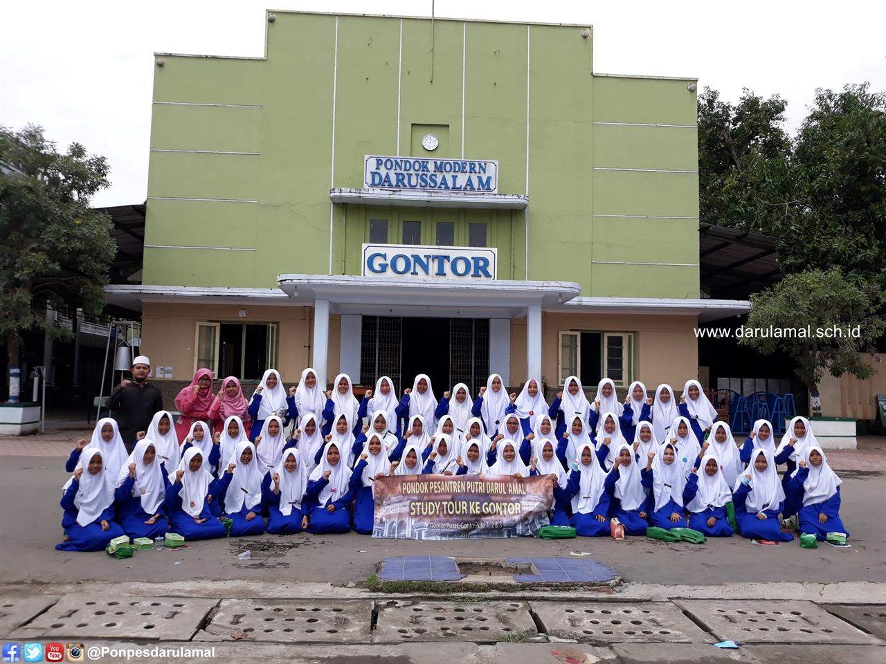 Study Tour Ke Gontor (2017) - 73
