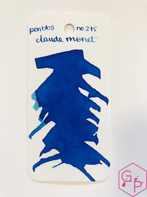 Ink Shot Review PenBBS Claude Monet @cohobbyist 18