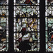 Church Eaton, Staffordshire, St. Editha, north aisle, east window, bottom, shepherds