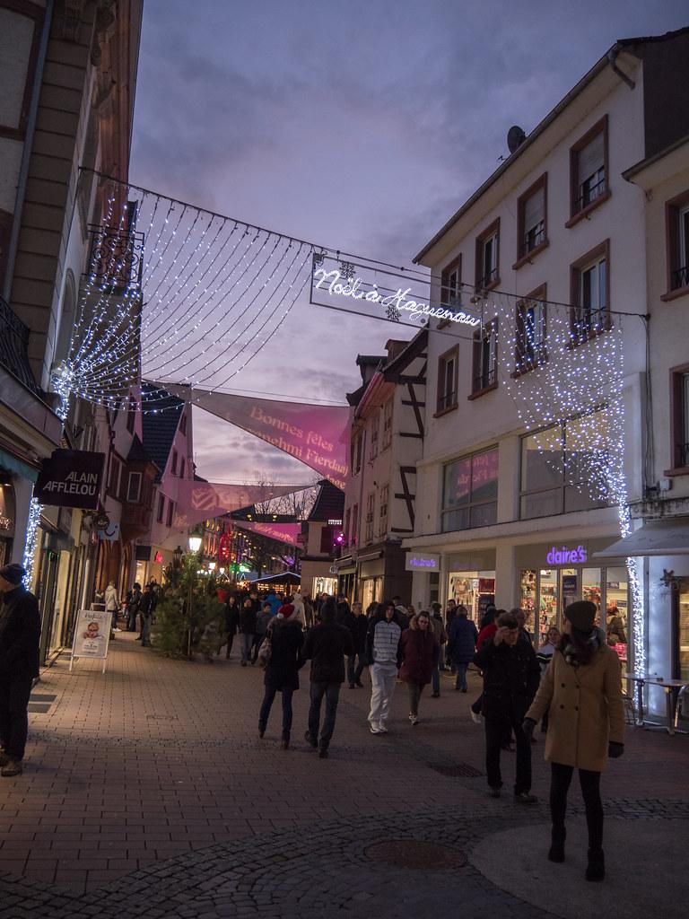 Marché de Noël à Haguenau 25245571948_8205209e81_b