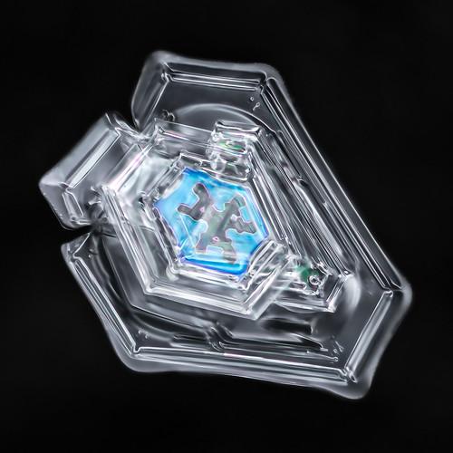 Snowflake-a-Day No. 23
