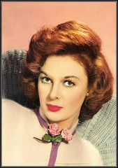 6137 AMN Postcard Susan Hayward (June 30, 1917 – March 14, 1975) American actress. Antikvarijat Mali neboder Rijeka Croatia