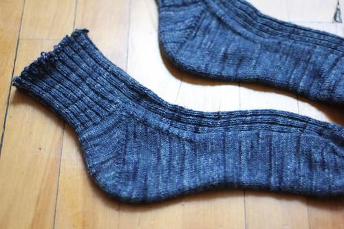 First Man Socks