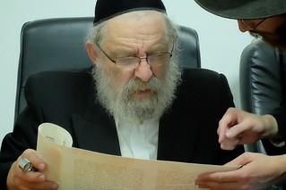 Rav Mordechai Friedlander