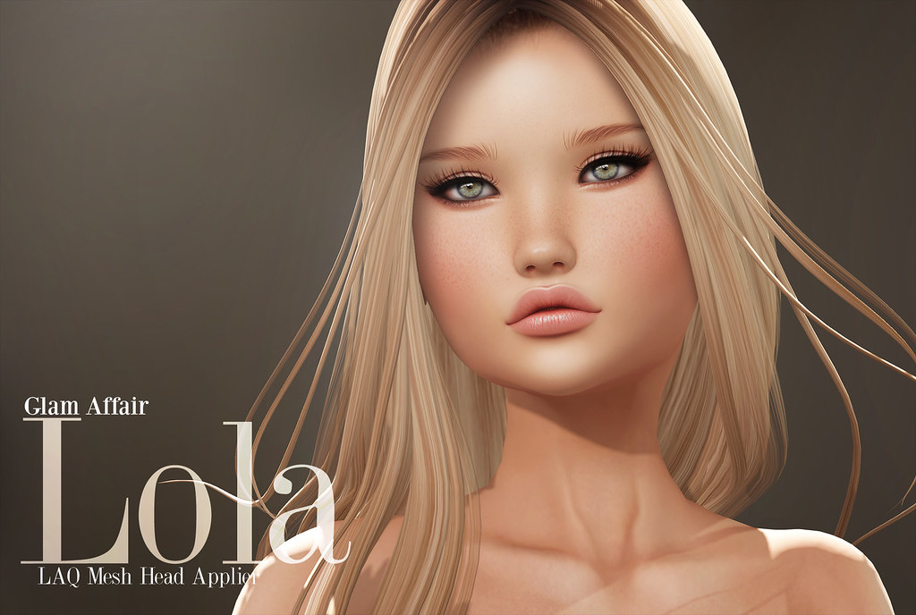 Glam Affair - Lola Applier for KUSTOM9 - TeleportHub.com Live!