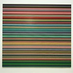 Do not adjust your set #gerhardrichter #goma #stripes #theadventuresofstephandmat