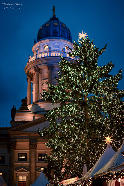 Germany | Berlin Gendarmenmarkt Christmas Market