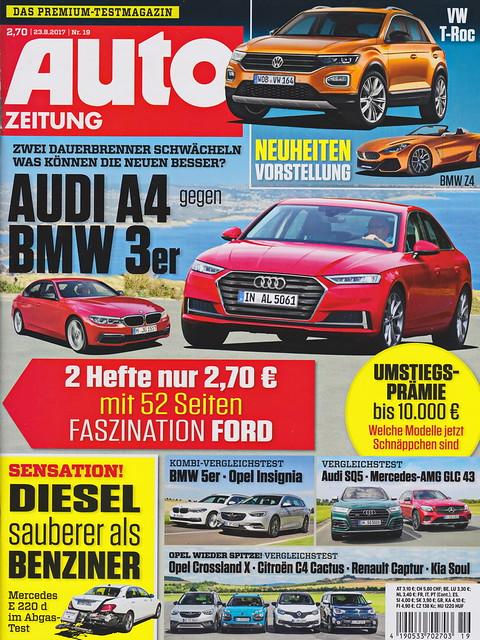 Auto Zeitung 19/2017
