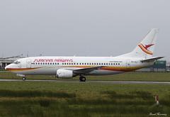Ex Surinam Airways 737-300 9H-ALI (PZ-TCN)