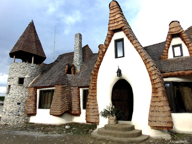 Clay Castle of the Valley of Fairies