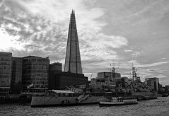 HMS Belfast & the Shard