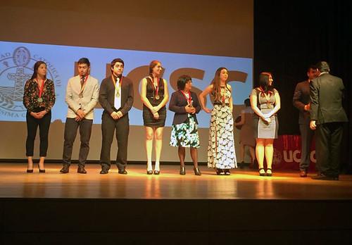 Premiación Deportistas Destacados 2017