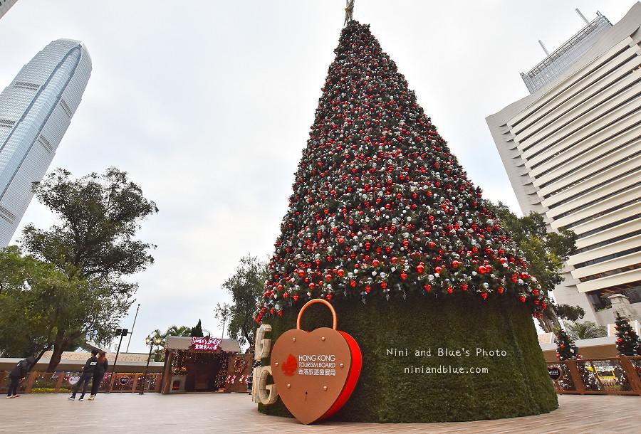 2017香港耶誕節造景01
