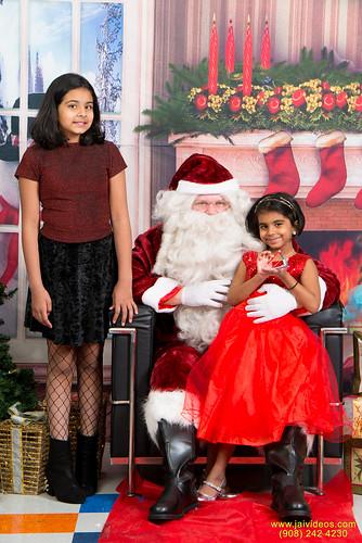 Santa at Teecs-58
