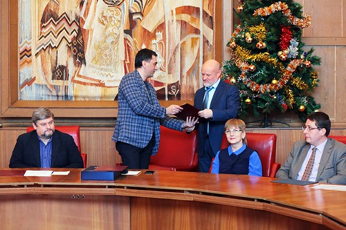 26.12.2017 Ședința de bilanț, organizată de Biroul Relații Interetnice