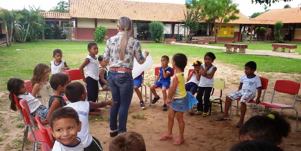 Matrículas em creches e pré-escolas da rede pública em Santarém cresce 6,6%