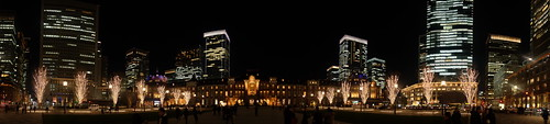Tokyo Station square 03