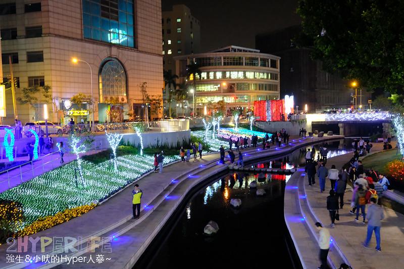 愛上柳川-冬季戀曲 創意藝術光景展覽 (29)