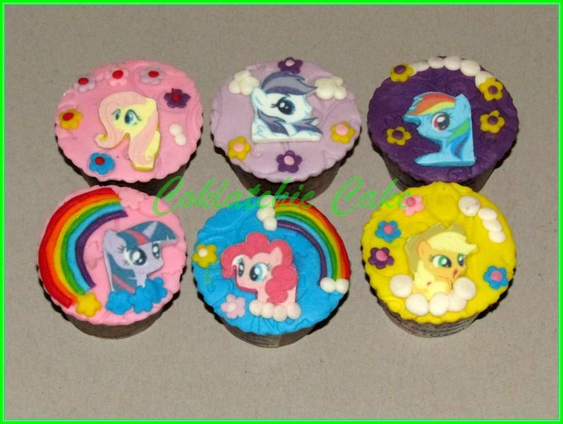 Cupcake My Little Pony