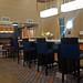 Breakfast room Hampton Inn & Suites in Merced, CA