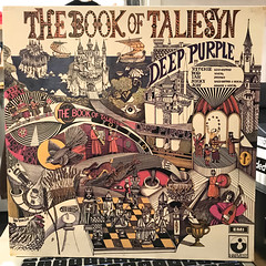 DEEP PURPLE:THE BOOK OF TALIESYN(JACKET A)