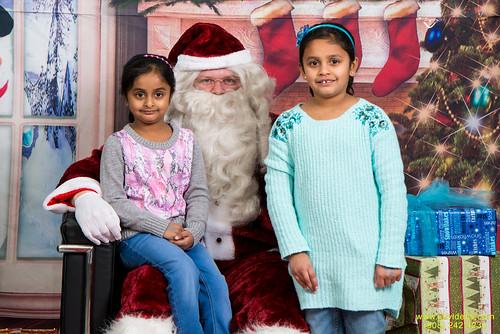 Santa at Teecs-84