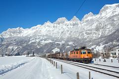 Schweizer Bahnen Kalender 2018