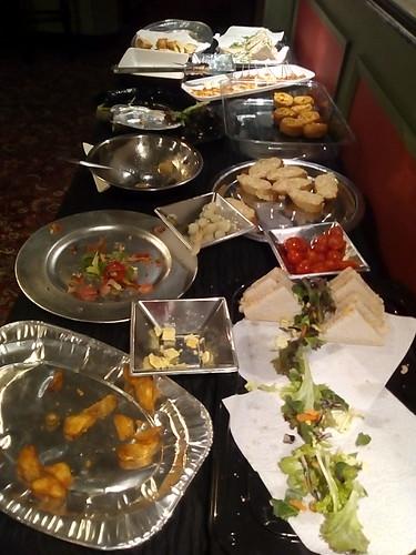 Old Fox buffet Dec 17 2