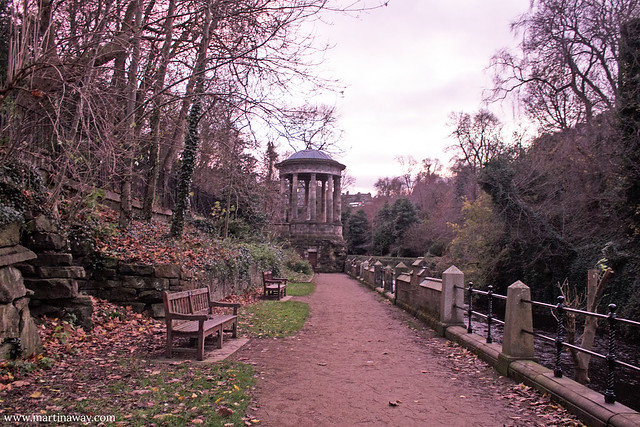 St. Bernard's Well, Water of Leith