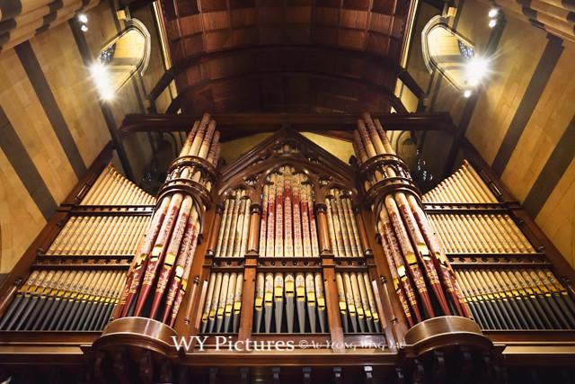 Melbourne 2017: Saint Paul's Cathedral 4