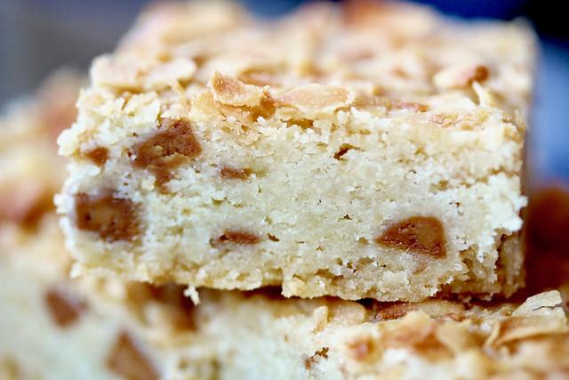 Dulcey Coconut Shortbread Bars - 19