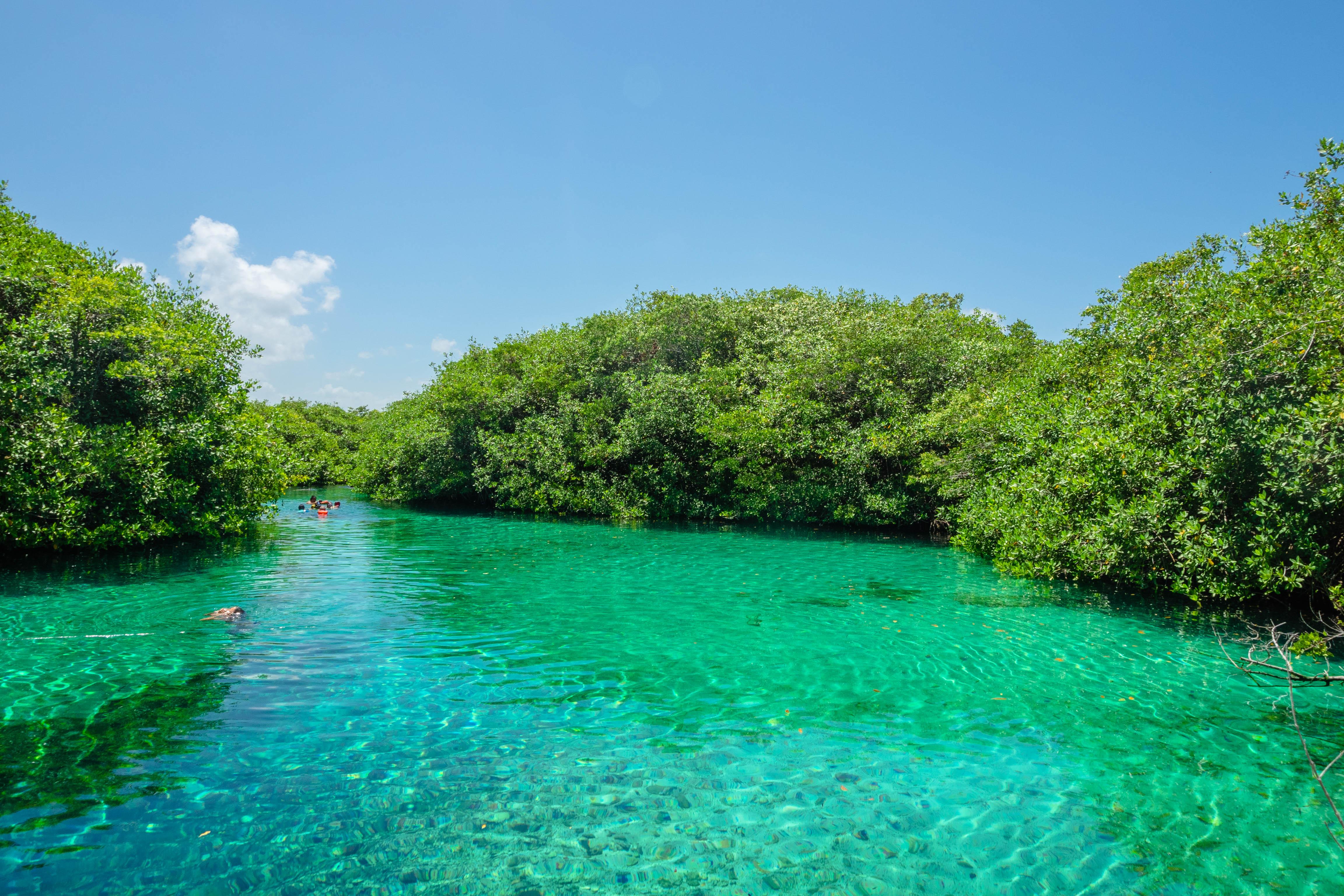 Cenote Casa